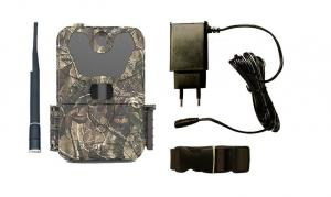 China Wildlife Motion Sensor Camera WIth Mounting Strips , Remote Trail Camera Linked To Cell Phone  on sale