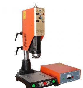 China China supply Table Type Ultrasonic Plastic Welding Machine for office supplies on sale