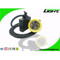 China 10000lux High Power LED Headlamp 7.8Ah Rechargeable 420g Light on sale