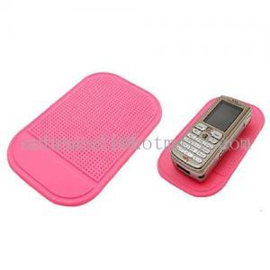 China Anti-slip pad non slip pad mobile mat mobile phone pad on sale