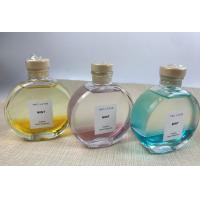 Round Bottle Home Fragrance Diffuser Decorative With Natural Essential Oils