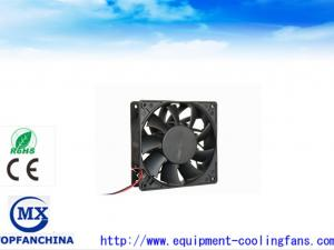 China 4.7 Inch 24V High Static Pressure DC Axial Cooling Fan 120mm , High Efficiency on sale