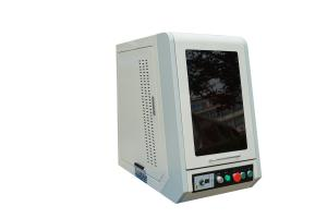 China Excellent Beam Quality UV Laser Marking Machine High Security With Visual Location on sale