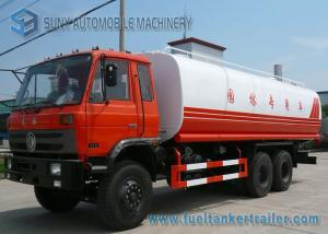 China Dongfeng 3 Axles 20000 L -23000 L Water Tank Truck With 6 x 4 Drive 210 hp on sale