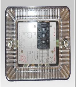 China JS-11A SERIES magnecraft time delay relay electrical device (JS-11A/44) Relay with seat on sale