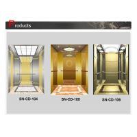 SN - CD - 101 Elevator Cabin Decoration Mirror St .St Vault Panel