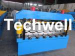 手動の、自動 Decoiler の機械を形作る鋼鉄金属の屋根ロール 5.5 Kw の