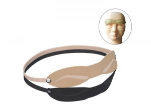 China Silicone Real Skin Feeling Practice Headbands Permanent Makeup Eyebrow Skin on sale