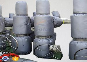Reusable Thermal Insulation Covers High Density Fiberglass