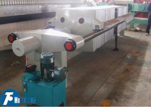 China Ceramics Industry Filter Press Equipment Cast Iron Made With Long Service Life on sale