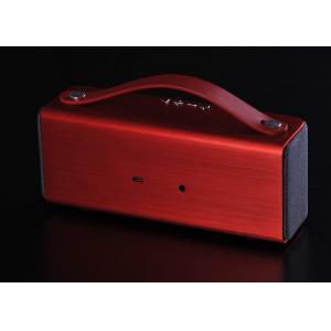 China HFP / A2DP Super Bass Bluetooth Speaker , Active Portable Bluetooth Speaker on sale