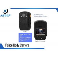 Long Time Record Law Enforcement Body Camera With IR Light 94 Mm * 61 Mm * 31mm