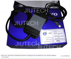 China Volvo Vida DICE Car Diagnostic Scanner to Diagnose and Troubleshoot Volvo Vehicles on sale