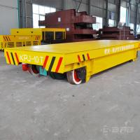 cable reel  powered 30ton self-propelled interbay rail-based powered transfer car