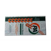 Waterproof Laminated BOPP Printed Bags  , PP Laminated Woven Sacks 10KG / 25KG