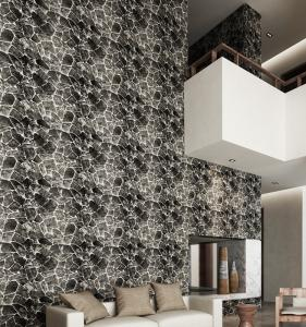 China PVC 3D waterpoof Moistureproof Contemporary foam technology high cost-performance new wallpaper on sale