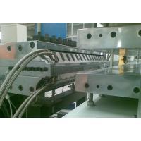 China 半皮は生産ライン家具板作成のためのポリ塩化ビニール シートの泡立ちました on sale
