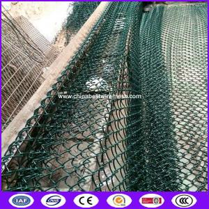 China ASTM F668-1993,STANDARD SPECIFICATION FOR POLY(VINYL CHLORIDE) (PVC)-COATED STEEL CHAIN-LINK FENCE FABRIC on sale