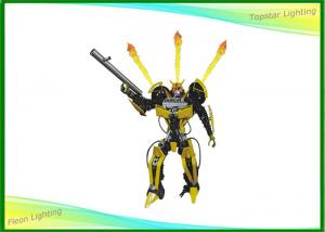 China Customized Special Effect Equipment Smart Bumblebee Robot Characters for Performance on sale