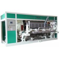 Energy Saving Automatic Rotary Egg Tray Machine with Six Layer Drying Lines 6000pcs/h