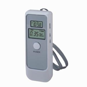 China Dual screen display breathalyzer Alcohol breath tester FS6389 on sale