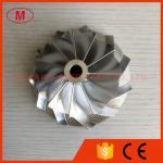 S400 171691 74.53/101.44mm 11+0 blades Turbo Billet/milling/aluminum 2618 compressor wheel