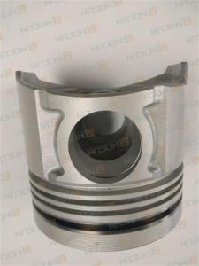 China 6BG1 4 Rings ISUZU Diesel Engine Piston For Cars 1-12111-574-0 8-97254-351-0 on sale