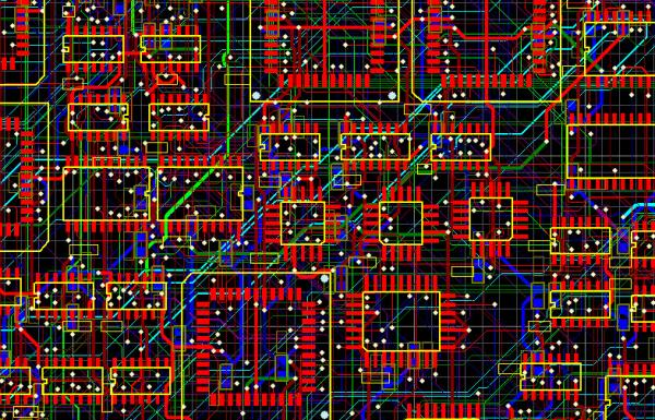 8 / 20 Layer PCB Design Circuit Boards for Power Amplifier PCB ...