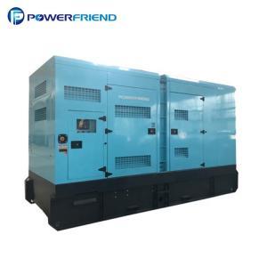 China AC three phase 40 kw 50 kva silent diesel generator price for tanzania on sale