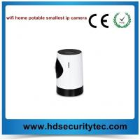 wireless home security new wifi home potable smallest ip  panoramic camera