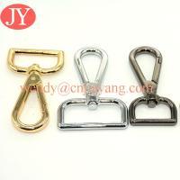 swivel snap hooks gold metal snap hooks for purse