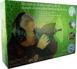 Quality Super 100 Meters Sound Distance and Monocular Head phone bionics ear / Listening for sale