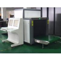 Luggage X Ray Machine / X Ray Baggage Inspection System 0.22 M/S Speed