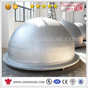 China Cast Iron Integrated Pb Refining Process Lead Kettle Lead Refining Pot on sale