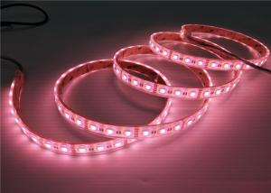 China Decorative Color Changing Rgb Led Tape Light Recyclable Feature Long Working Life on sale