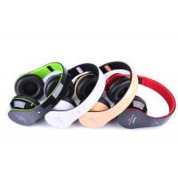 Portable Foldable Over Ear Headphones For Cell Phones / TV , 10m Operating Range