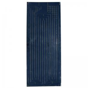 China 1700*500mm Thermodynamic Solar Collector Panel for Hot Water System on sale