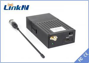 China El transmisor codificado H.264 largo ligero más caliente del vídeo de la gama COFDM on sale