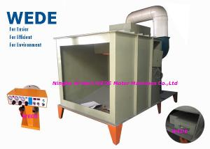China Electro Static Powder Coating Machine For Irregular Shape Parts Manual Model on sale