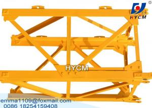 Tower Crane Spare Parts L68 Mast Section Of Potain Tower Crane For Sale Spare Parts Manufacturer From China 107362555