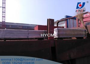 Mast Section Racks For SC Man And Material Hoist Elevator