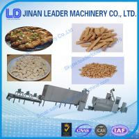 Hot Best 2014 Textured soya protein Vegetarian soya meat Soya nugget food Production Lin