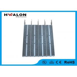 China Flexible Waterproof Ceramic Air heater PTC Ceramic Resistor Heater 90 - 290 C Heating Element on sale