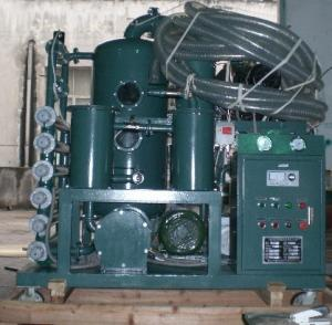 China transformer oil recondition oil filtering oil cleaning unit on sale