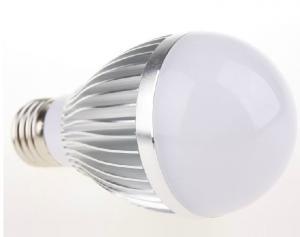 China Safety E27 CE ROHS Led Globe Light Bulbs 5w Long Life For Park Lighting, AC 240 230v on sale