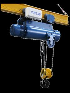 China China manufacturer electronic wire rope hoist on sale