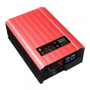 AC Charger Current Solar Power Inverter Fault Indicator With