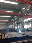 Prefabricated Steel Structure Office Building with Cement Fiber Board