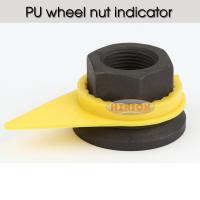 32mm PU Wheel nut indicator/WHEEL SAFE/Loose wheel nut collar