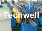 1.2 Chain Transmission Steel Door Frame Roller Shutter Forming Machine